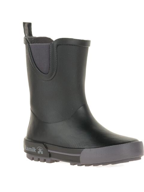 Kamik Rainplay - Botas de agua Niños - negro